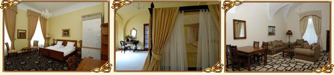 Свадебные апартаменты в замке Збирог<br /> (Здесь просмотр всех фотографий)
