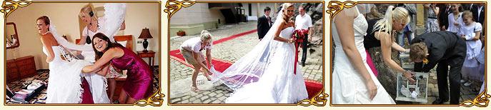 Svatební koordinátorka pomůže s přípravou Vaší zámecké svatby - chateau wedding</p> <p>(klikněte pro více fotografií)