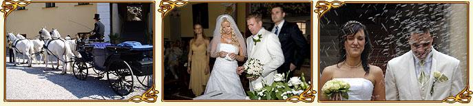 Výzdoba hradní kaple, rýže pro hosty, příprava na obřad pro Vaší dokonalou zámeckou</p> <p>svatbu - chateau wedding</p> <p>(fotografie Dagmar Pavlíková)</p> <p>(klikněte pro více fotografií)